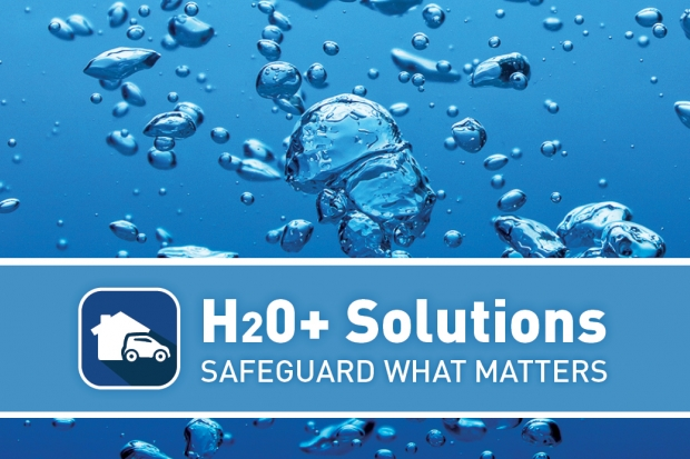 H20+ Solutions logo
